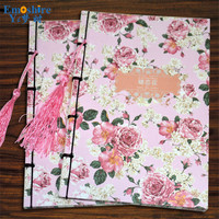 Emoshire Notebook Thicker Fashion Chinese Notebook 80 Grams Creative Book Custom Wholesale Memo Pad For School