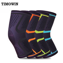 TIMOWIN Knee Protector Knee Brace Support Knee Pads for Sports,Volleyball,Basketball Knee Support,joelheira,rodillera deportiva(China)