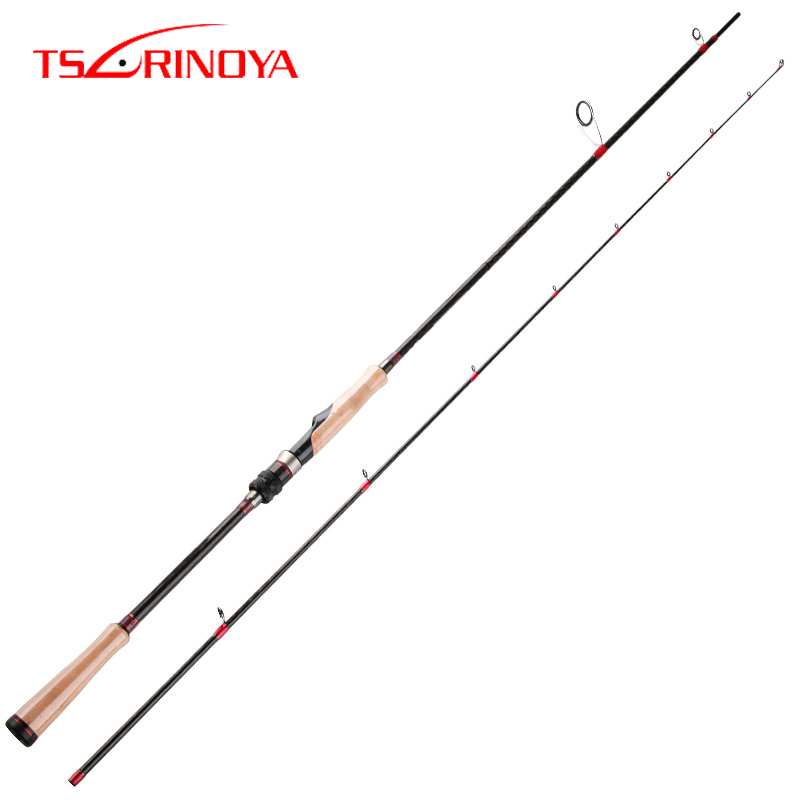 TSURINOYA 2.47m M DEEP ATTACK rod FUJI reel seat FUJI guide ring Fishing rod fishing lure-rod culter alburnus fishing-rod