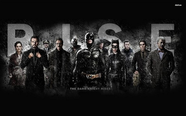The dark knight rises joker tdk posters home decor poster for Dark knight rises wall mural