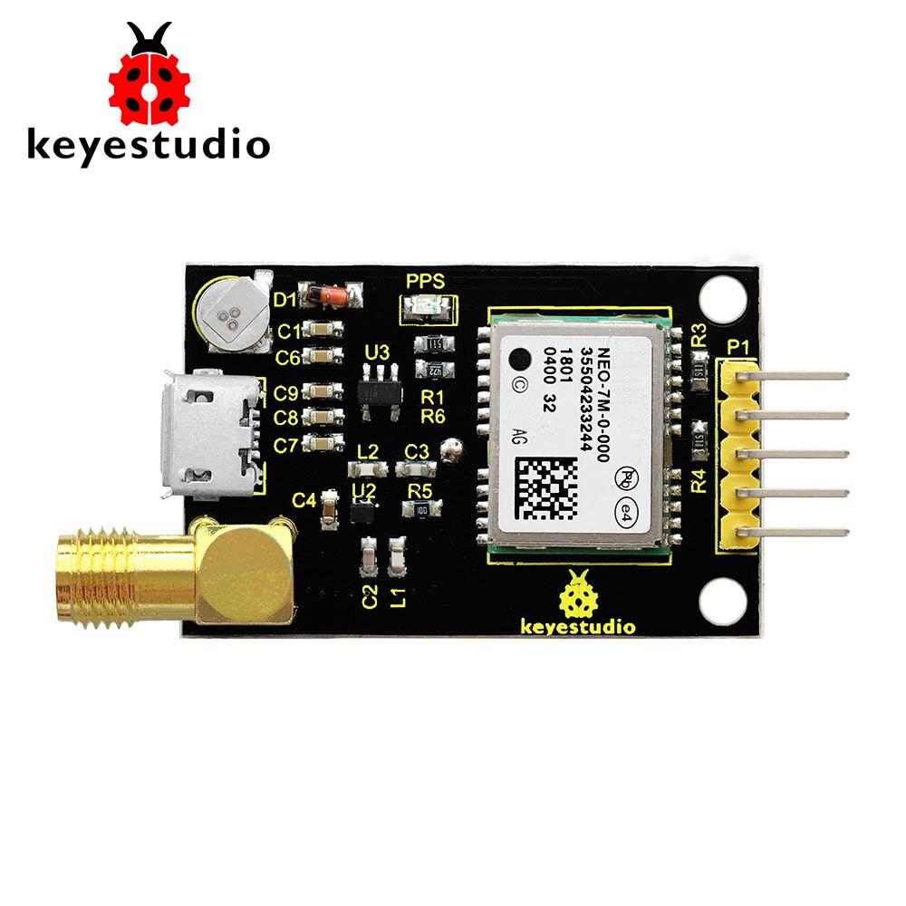 Keyestudio Gps Neo 7m Módulo Para Arduino A Dupa Me