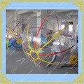 Горячие Продажи 2 м Диаметры Воды Гуляя, Коммерческое Использование Гигантский Водный Мяч Бассейн, Прозрачный Пузырь Футбол