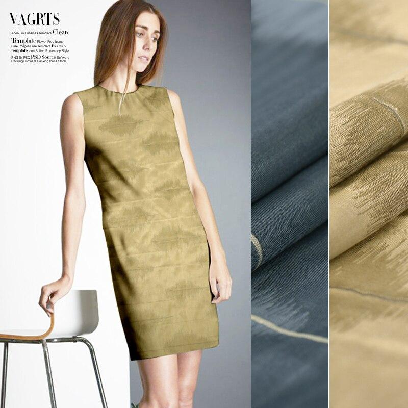 Tissus en laine de soie Double couture tissus en soie haute couture en gros tissu de laine de haute qualité