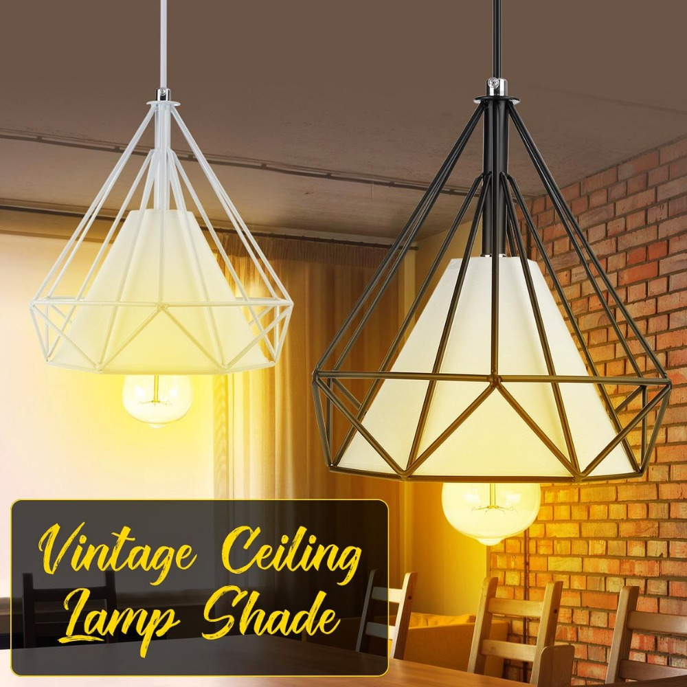 Hanging light lampshade 1/2pcs vintage retro metal shade industrial pendant ceiling kitchen fixtureHanging light lampshade 1/2pcs vintage retro metal shade industrial pendant ceiling kitchen fixture