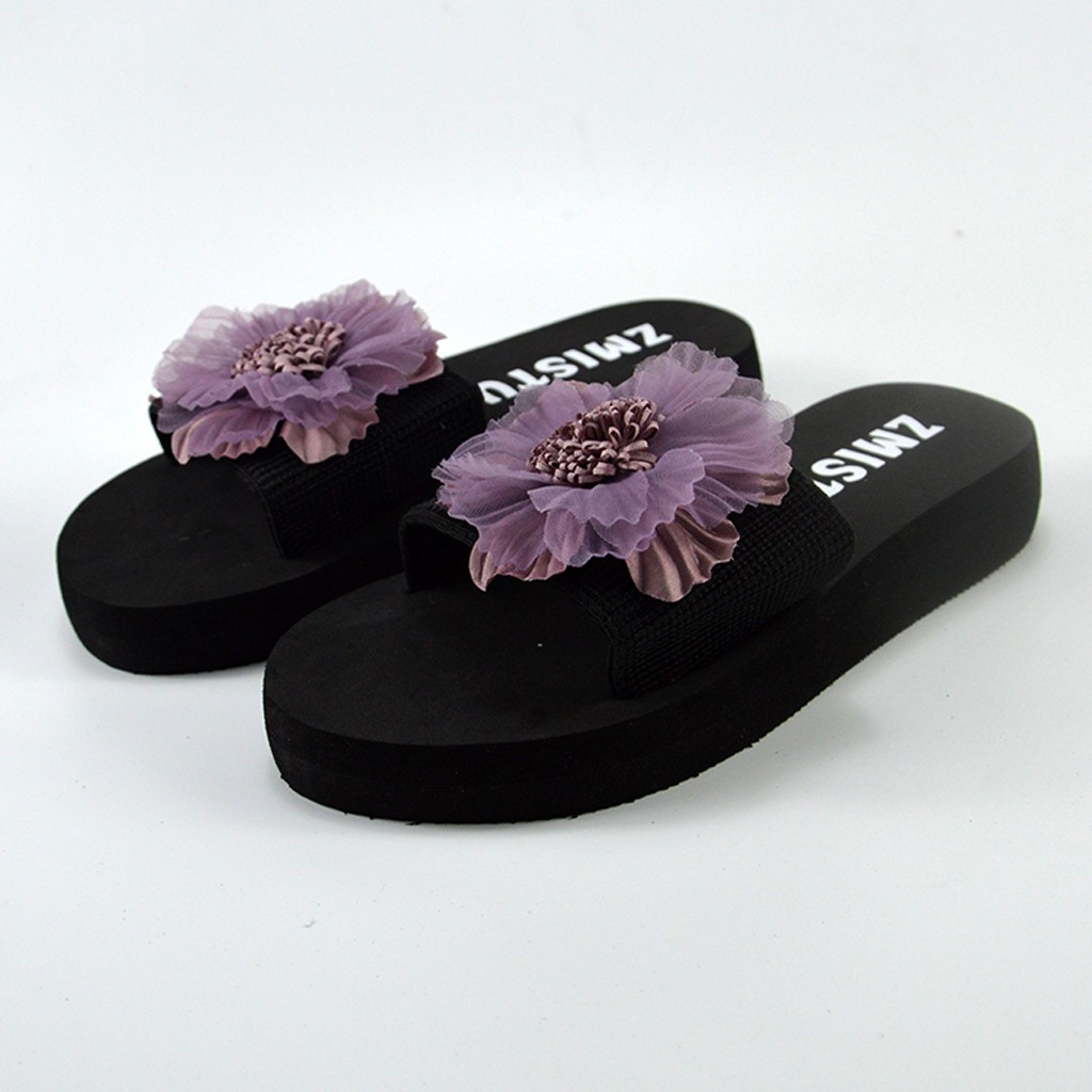 Sleeper #501 2019 NEW FASHION Women Flat Bottom Slippers Sandals Home Bathroom Beach Flip Flops Shoes casual hot Free Shipping
