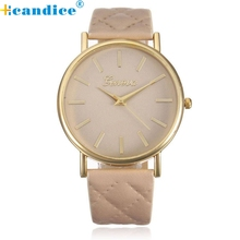 montre orologi horloge luxury brand watch faux-leather simulated watches Brand For Reloj Relogio orologio Quartz Wristwatches
