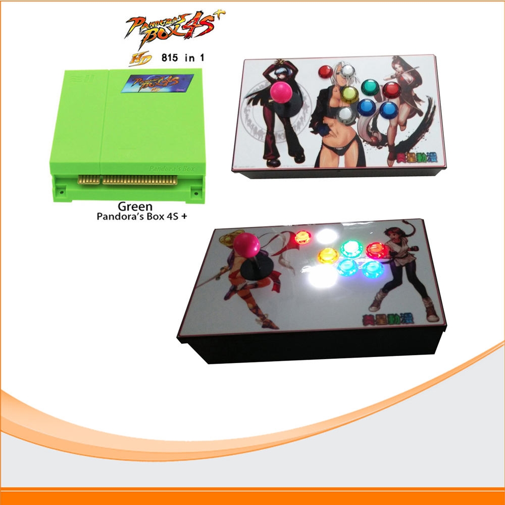 Pandora's Box 3 arcade machines video game console ,top quality 520 multi games in 1 with LED light
