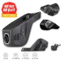170 Degree Light Night Novatek NTK96223 G Sensor 9 Pcs IR FHD 1080P Car DVR T639