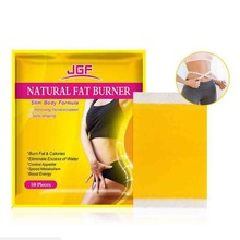 50pcs 10bag  Slimming Navel Stick Slim Patch Lose Weight Loss Burning Fat Slimming Health Care Fat Stickers Face Slimming