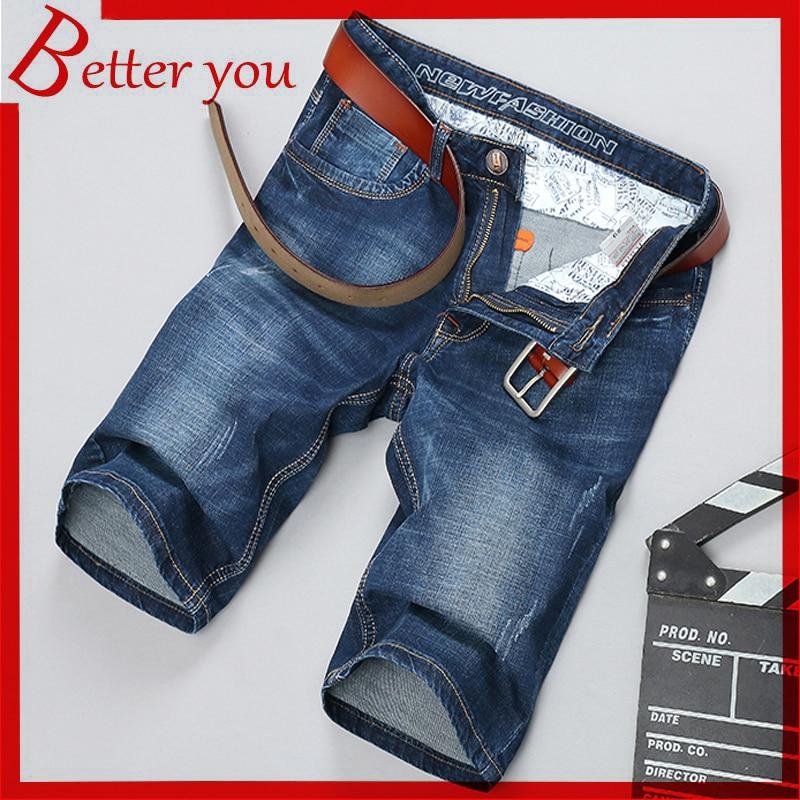 La Bar 2019 New Seven-Pants Jeans Clean Fashion Jeans