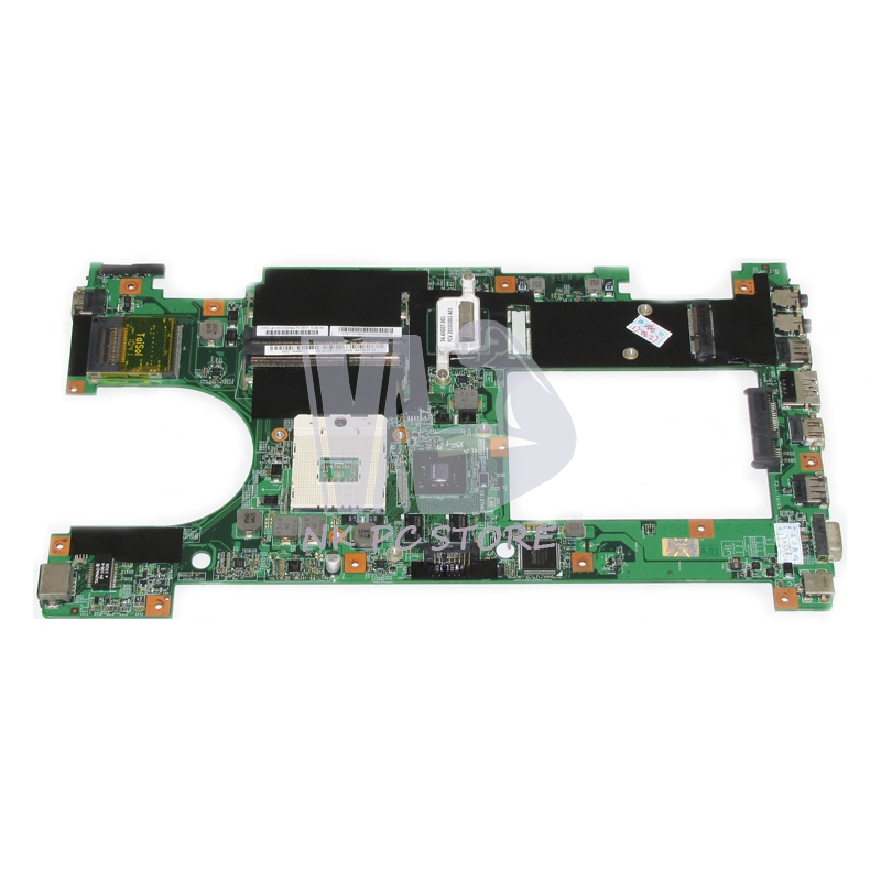 Notebook PC Motherboard For Lenovo V360 Main Board System Board 48.4jg01.011 DDR3  305M Discrete Graphics 574680 001 1gb system board fit hp pavilion dv7 3089nr dv7 3000 series notebook pc motherboard 100% working