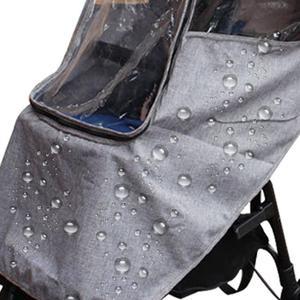 Image 4 - Bebek arabası yağmurluk kapak arabası şemsiye araba yağmur kılıfı bebek arabası cam arabası aksesuarları arabası aksesuarları