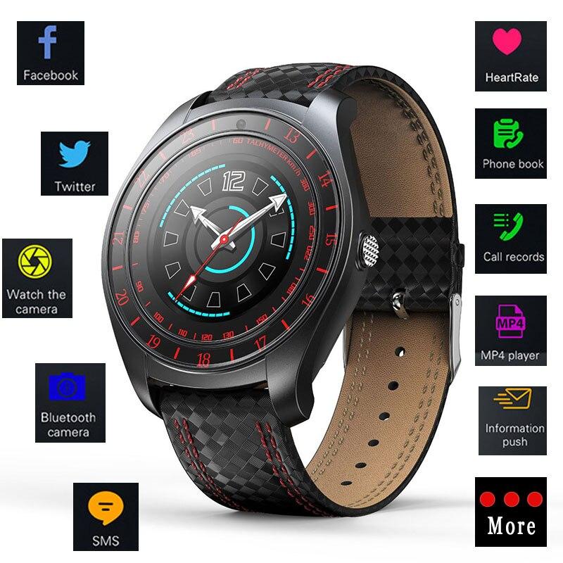 Smart Watch Men Bluetooth Dial Call Smartwatch Pedometer Sport Calorie Intelligent Bracelet Waterproof Man Wrist Smart Watch NEW