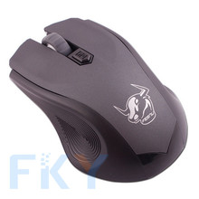 Free shipping Top selling 2.4GHz Optical Wireless Mouse 800-1200-1600DPI High quality Gaming mouse for Desktop & Laptop T012