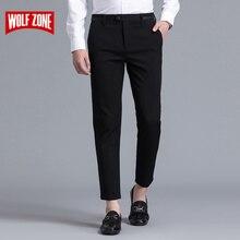 Nuevo 2020 Pantalones Hombres Stretch Pantalon Homme Marca Ropa de cuerpo