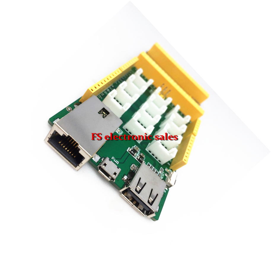 ФОТО Breakout for LinkIt Smart 7688 Duo Sensor extension plate