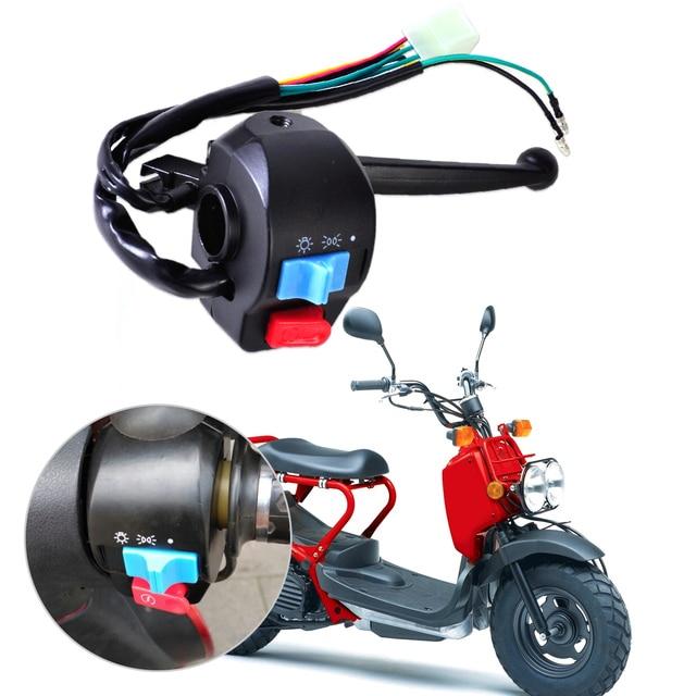 CITALL Motorrad Rechts 7 8 Elektrostart Lenker Hebel Controller Schalter Fur Harley Suzuki KTM