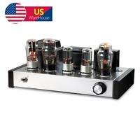 Nobsound Single Ended Class A 6P3P Vacuum Tube Stereo Power Amplifier Full DIY Kit