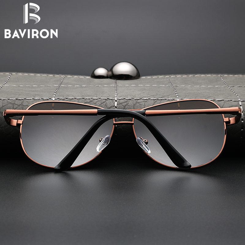 BAVIRON Aviator Sunglasses Men Polarized Sunglasses Mujeres Piloto - Accesorios para la ropa - foto 4