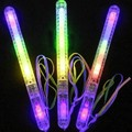 Ailin Christmas party supplies LED Flash light up Wand Glow Sticks kids toys toy wedding decoration blocks