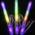 Ailin fuentes del partido de Navidad de luz LED Flash Varita Glow Sticks juguetes para niños bloques de juguete decoración de la boda