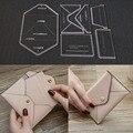 1 комплект сумка для визиток нулевой кошелек акриловая кожаная сумка шаблон кожевенное ремесло шитье узор сделай сам