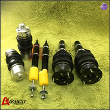 лучшая цена Air suspension kit /For e90 f30 328i 6cyl/ coilover +air spring assembly /Auto parts/chasis adjuster/ air spring/pneumatic