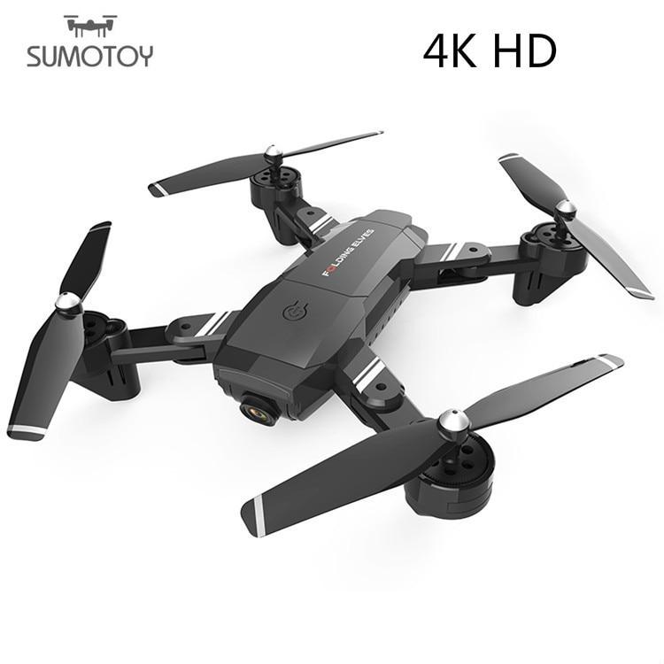 S6 Mini Drones avec caméra 4 k HD Rc quadrirotor Micro télécommande hélicoptère Fpv suivez-moi jouets pour enfants cadeau de noël