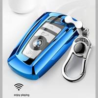 Car Key Case Cover for BMW 520 525 f30 f10 F18 118i 320i 1 3 5 7 Series X3 X4 M3 M4 M5 Car Styling Soft TPU Protection Key Shell|Key Case for Car| |  -