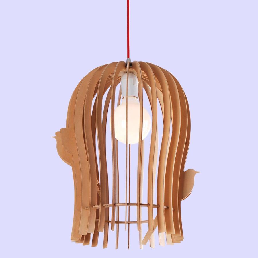 Online kopen wholesale bamboe vogelkooi lamp uit china bamboe ...