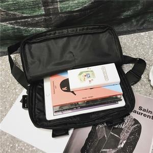 Image 4 - ผู้ชาย RIG hip hop streetwear กระเป๋าสำหรับชายกระเป๋าสะพายกระเป๋าทหารยุทธวิธียุทธวิธีเอวกระเป๋าเอวแพ็ค