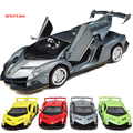 Lamborghin Veneno 1:32 Diecast Alloy Metal Racing Vehicles Model Christmas Birthday Gift for Children Boy Collection Toy