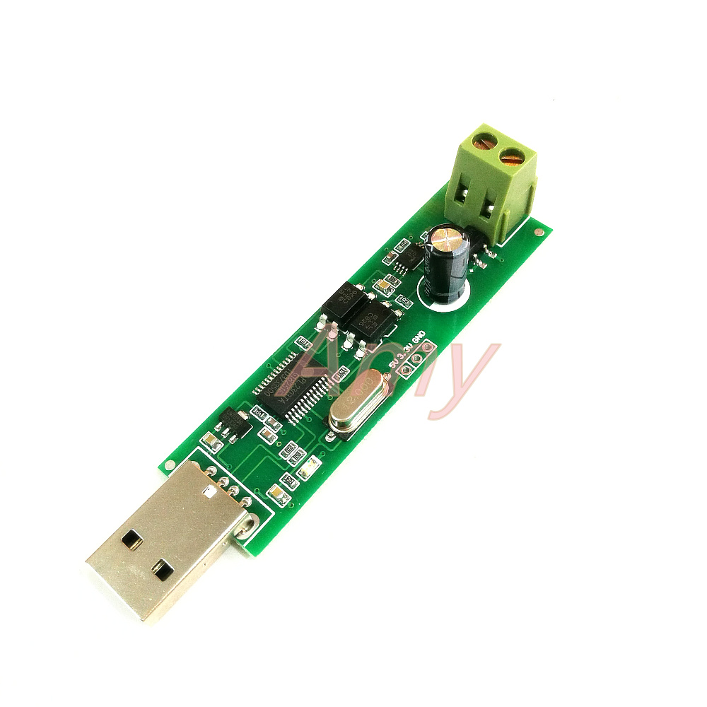 USB To MBUS Slave Module MBUS Master Slave Communication Debugging Bus Monitor TSS721  No Spontaneity Self Collection.