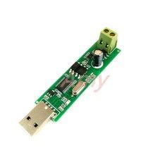 USB to MBUS slave module MBUS master slave communication debugging bus monitor TSS721  No spontaneity Self collection.