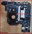 Placa madre del ordenador portátil para ACER EMACHINES 350 EM350 mb. NAH02.001 ( MBNAH02001 ) NAV51 LA-6311P 100% prueba bien