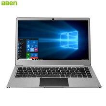 BBEN Laptop Windows 10 Intel Celeron N3450 Quad Core HD Graphics 4GB RAM 64GB eMMC 256G SSD WiFi BT4.0 HDMI Type C Ultrabook