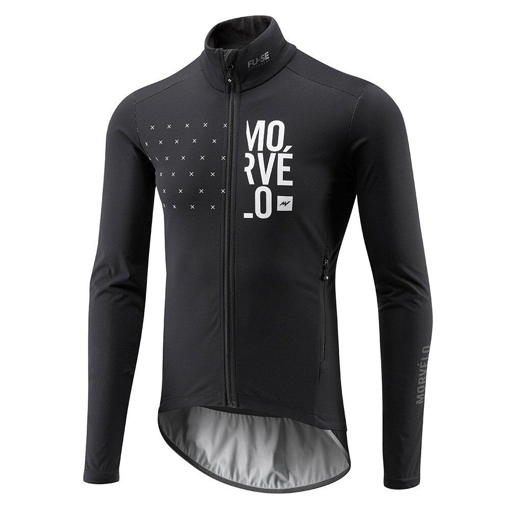 2019 por equipe morvelo primavera/outono manga longa camisa de ciclismo camisas mtb mountain maillots ciclismo roupas