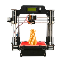 Geeetech I3 Pro W DIY 3D Printer Wood with Wi Fi Module Stand alone Printing Work for Auto Leveling Sensor