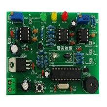 Diy Kit Wireless sensor tunnel rail circuit infrared limit detection kit Electronic suite
