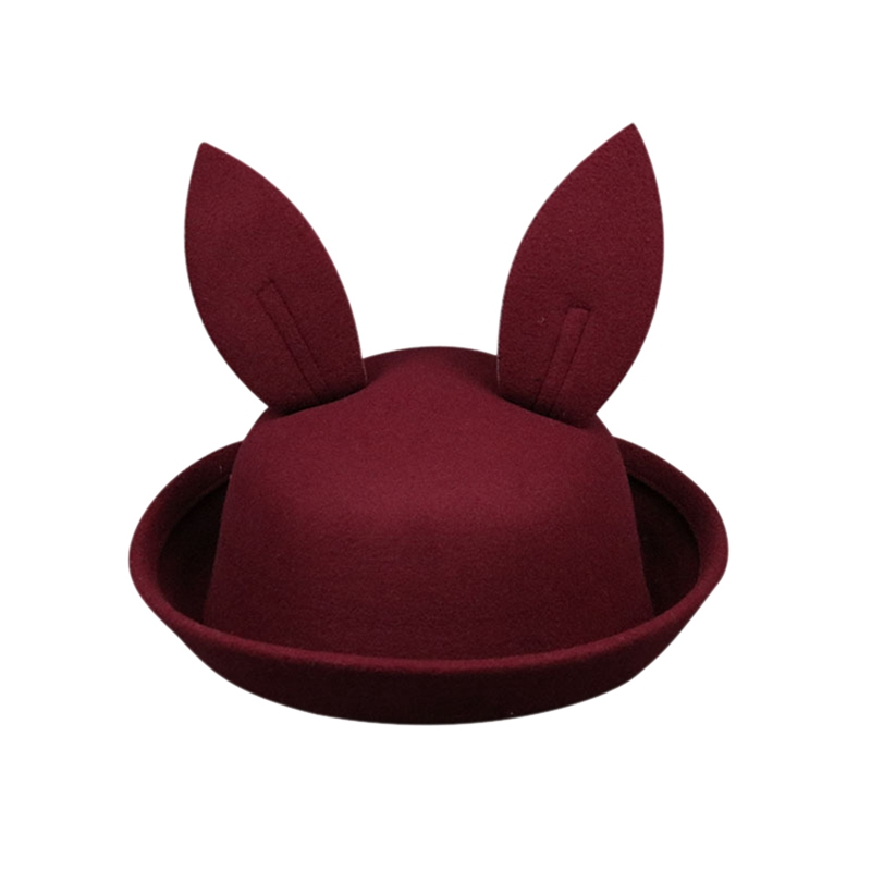 Baby Hat Summer Cap Bucket Hats For Girls Rabbit Ears Cap For Children Sun Hat Caps Boy Girl Baby Hat 2018 New Fashion in Hats Caps from Mother Kids