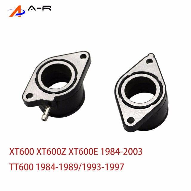 TT600 adaptateur dinterface de carburateur | Pour Yamaha XT 89/93 XT600 XT600Z XT600E 600-1984