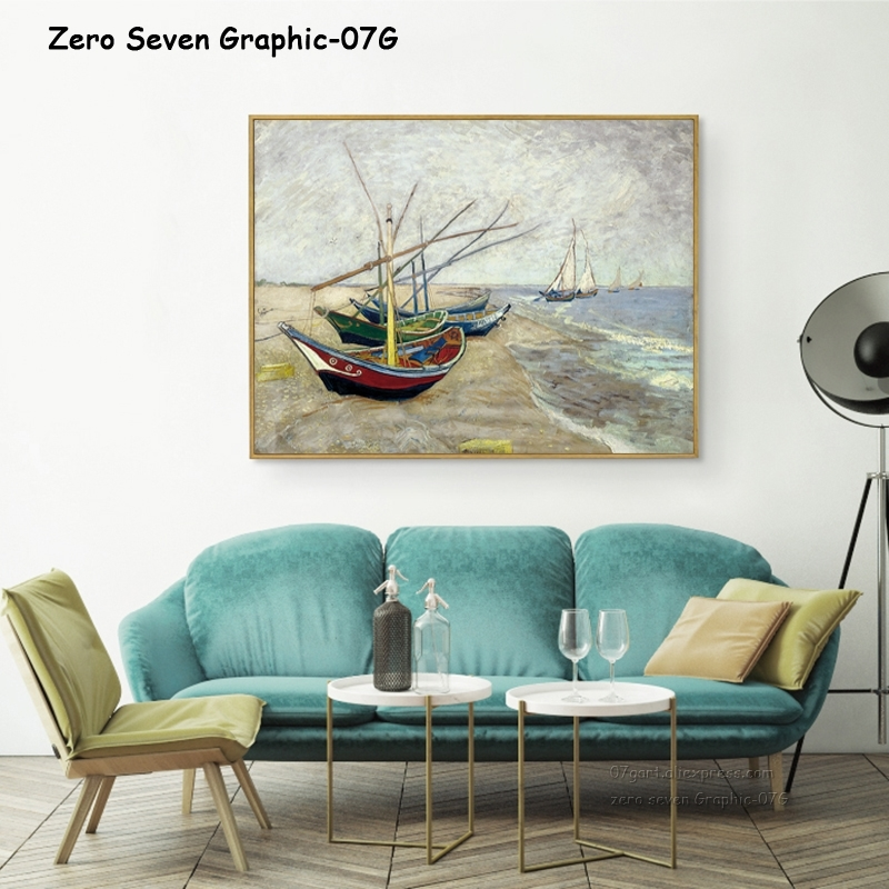 HTB1SUVLJZfpK1RjSZFOq6y6nFXaJ 07G Van Gogh Oil Painting Works Sunflower Apricot Abstract A4 A3 A2 Canvas Art Print Poster Picture Wall House Decoration Murals