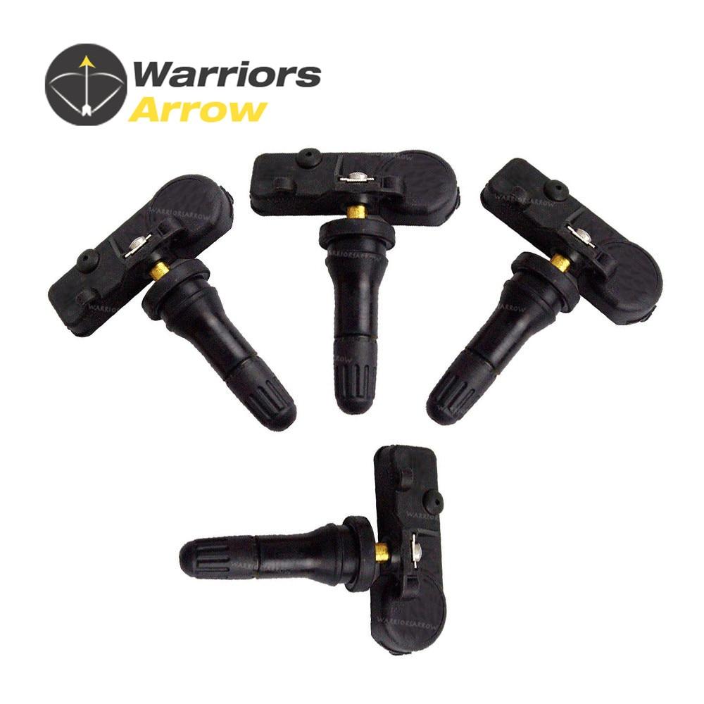 56029398AB 56029398AA For Chrysler For Jeep Wrangler For Dodge Ram x4 TPMS Tire Pressure Monitor Sensor