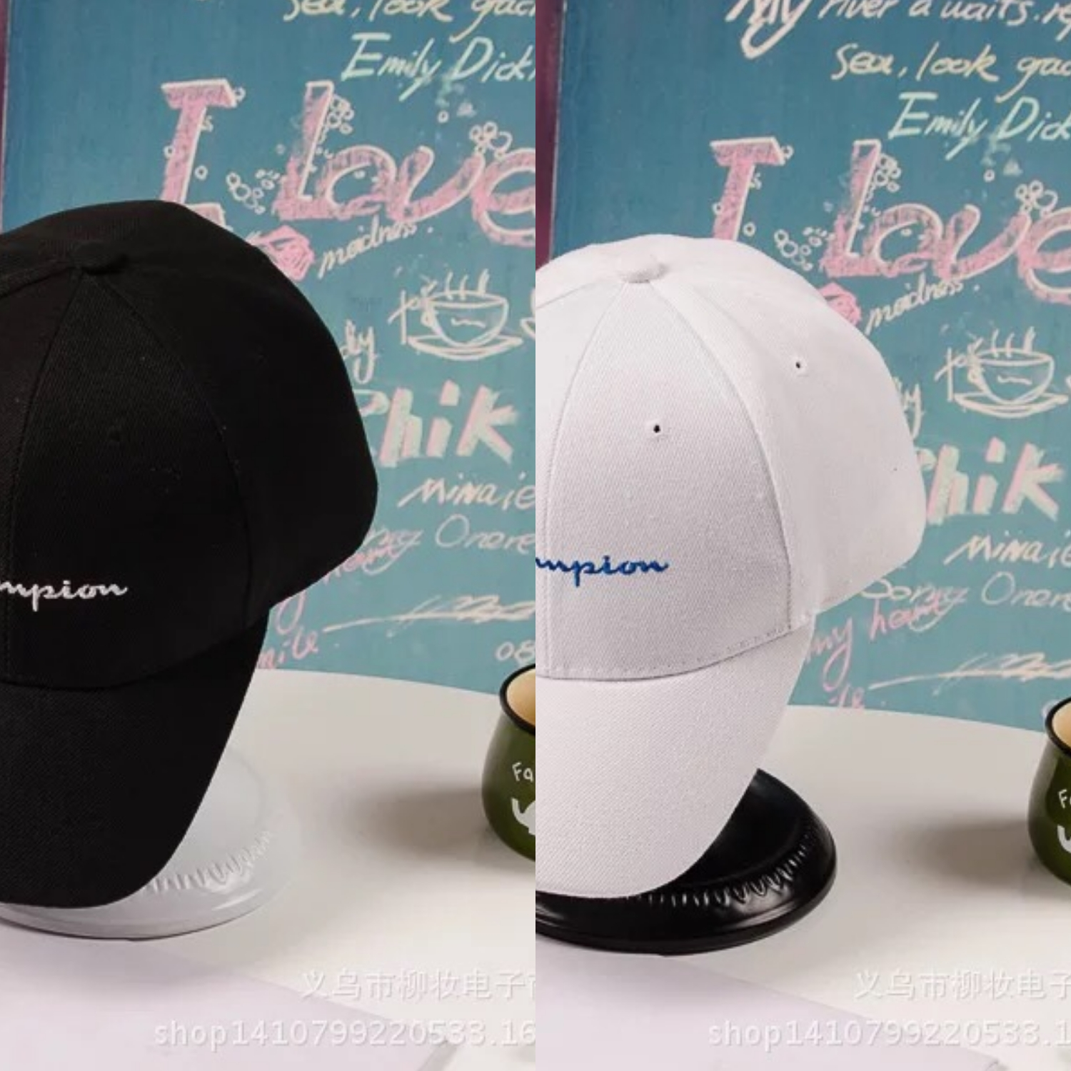 Famous Brand Men' s   Baseball     Caps   Embroidery Snapback Hook Clover Classic Unisex Golf Sport Outdoor Black White Women Visor Hat