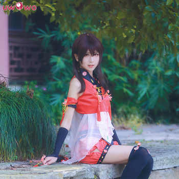 UWOWO Yuezheng Ling Cosplay VOCALOID CHINA PROJECT  White Costume VOCALOID Cosplay Feminino Chinese Style Yuezheng Ling Costumes - DISCOUNT ITEM  19% OFF All Category