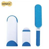 WOWCC Wielokrotnego Użytku Magia Czyste Ubrania Pyłu Brusher Statyczne Elektrostatyczne Cleaner Sprzątanie Szczotka Do Włosów Usuwania Kłaczków Futro Sierść Zwierząt