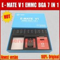 Latest version E MATE V1 Emate box EMMC BGA 7 IN 1 Support 4 kinds of EMMC encapsulation Support 7 kinds of chips