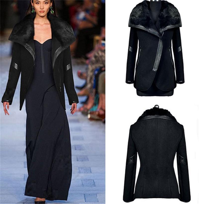 Winter cashmere jackets warm women long thick coat woolen female tunic overcoat cashmere coats jackets plus size L XL XXL XXXL (4)