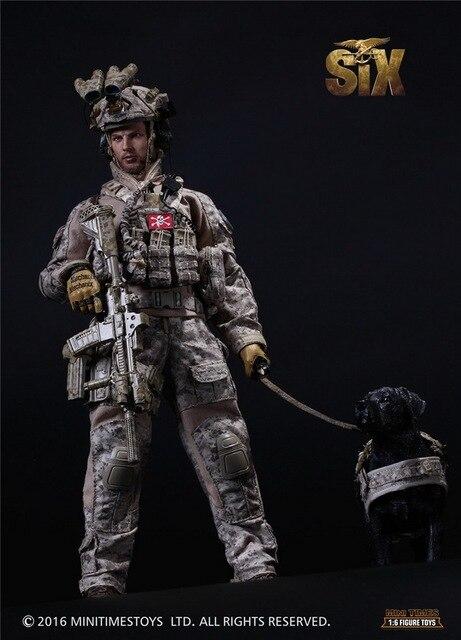 Estartek Mini Times Toys 1/6 M006 US Navy Seals Six HALO