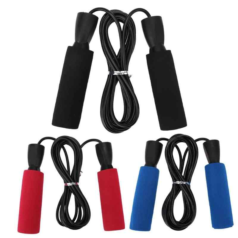 3 Colors 3M Bearing Skip Rope Cord Speed Fitness Aerobic Jumping Exercise Equipment Adjustable Boxing Skipping Sport Jump Ropes
